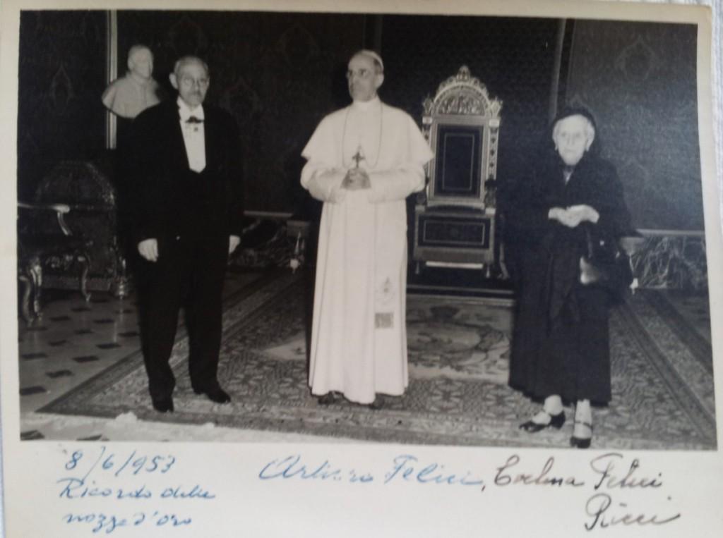 evelina-e-papa-storia